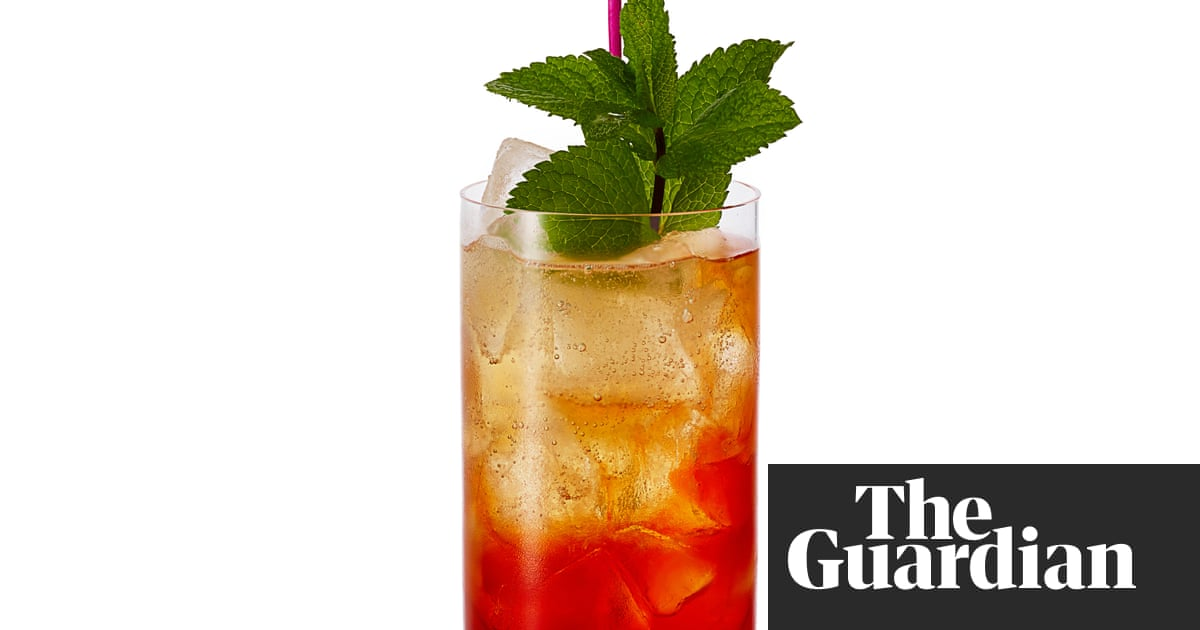 Cocktail Of The Week: Muriel Belcher photo