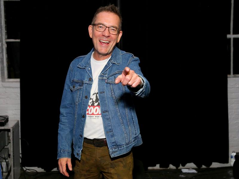 'help, I'm Hosting': Ted Allen Dishes On Vegetarian Thanksgiving, Cooking Wild Turkey photo