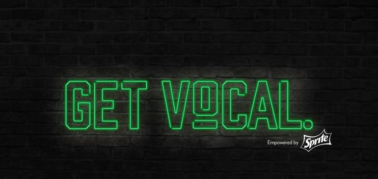 Sprite Urges Fans To 'get Vocal' About What Matters To Them Via Hip-hop Platform photo