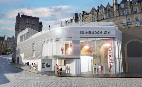Edinburgh Gin Plans New Distillery photo