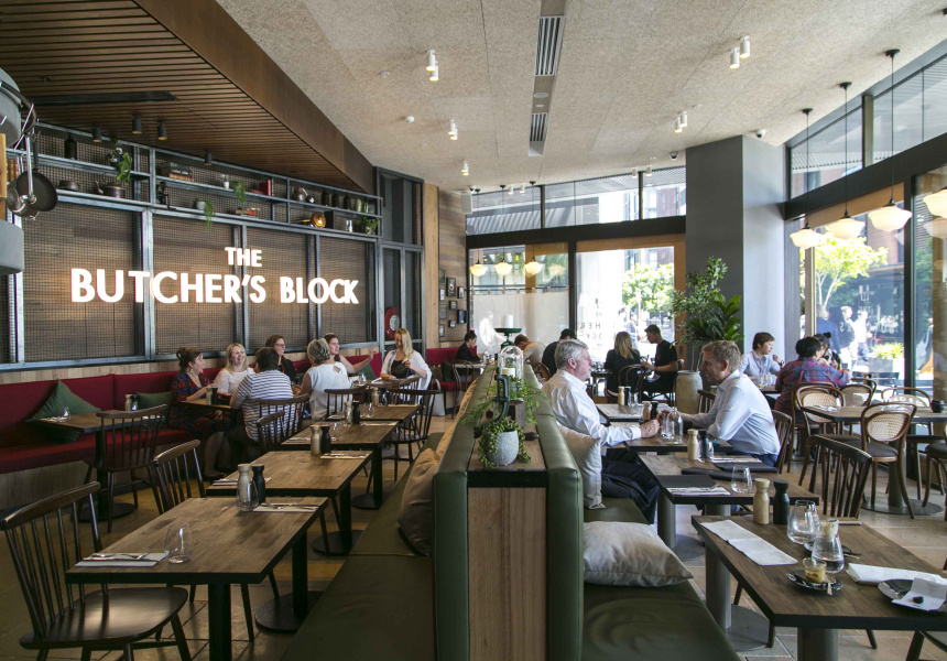 Now Open: A New Contender For Your Next Cbd Brunch photo