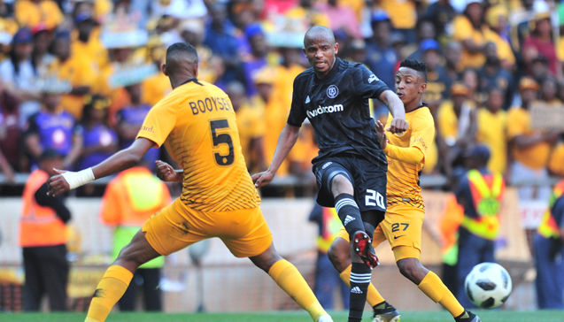 Dominic Isaacs Says No Carling Black Label Cup Made Soweto Derby Better Between Orlando Pirates And Kaizer Chiefs photo