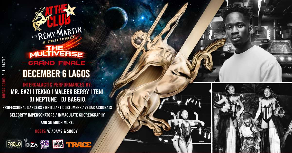 At The Club With Remy Martin: Grand Finale To Hold On Dec 6th photo
