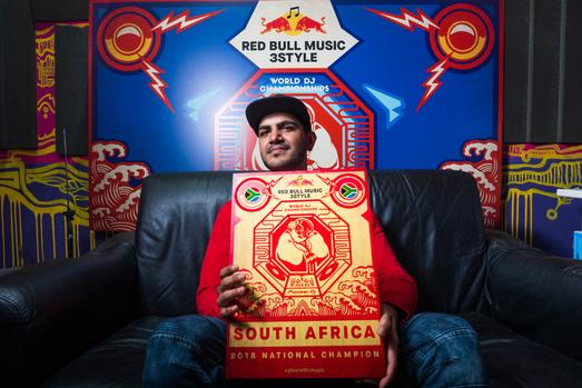 Food, Music, Technology And Art Rank High In Red Bull Music's Ameeth Shah photo