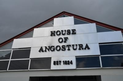 More Protest At Angostura, Workers Call For The Removal Of Two Top Executives. photo