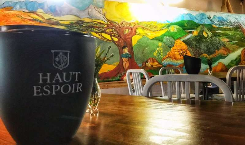 Largest Oil Painting In The World Unveiled At Haut Espoir In Franschhoek photo