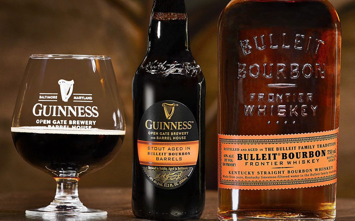 Guinness Releases Bourbon Barrel-aged Beer In The Us photo