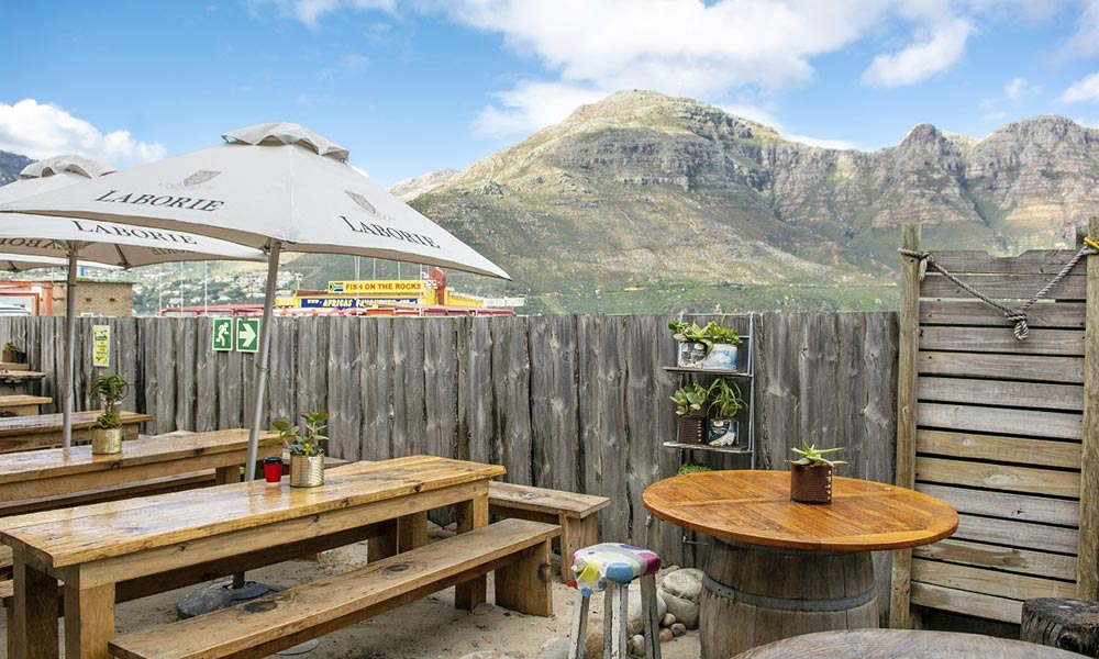 Feasting On Memories At Bay Harbour Market, Hout Bay photo