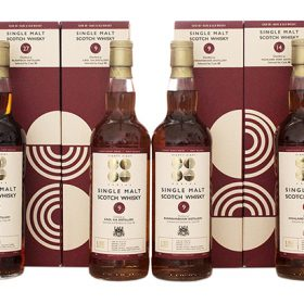 Cask 88 Unveils Quarter Cask-finished Whisky Series photo