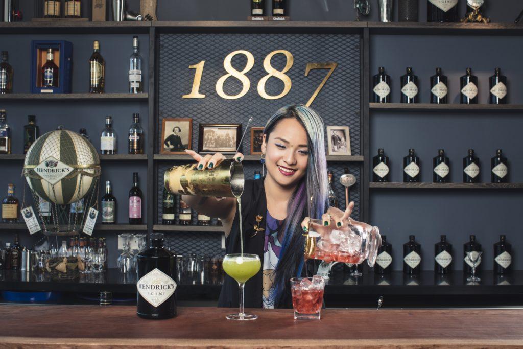 When To Shake Or Stir Your Cocktails, According To Hendrick's Gin Sea Ambassador Charmaine Thio photo