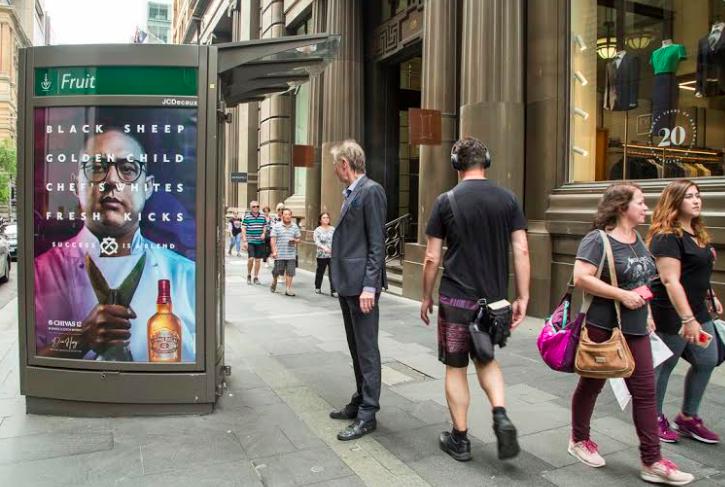 Chivas Regal And Blue 449 Launch 'success Is A Blend' Campaign In Australia photo