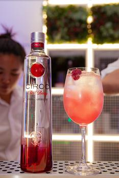 Cîroc Introduces A New 'red Berry' Flavour photo