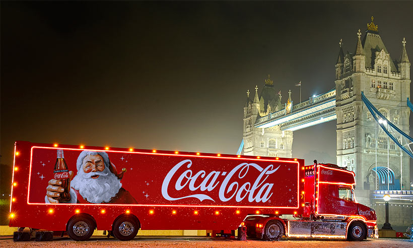 Coca-cola Christmas Truck Tour 2018 Dates Revealed photo