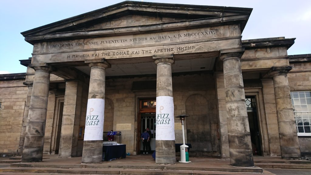 A Sparkling Education At The Fizz Feast In Edinburgh photo