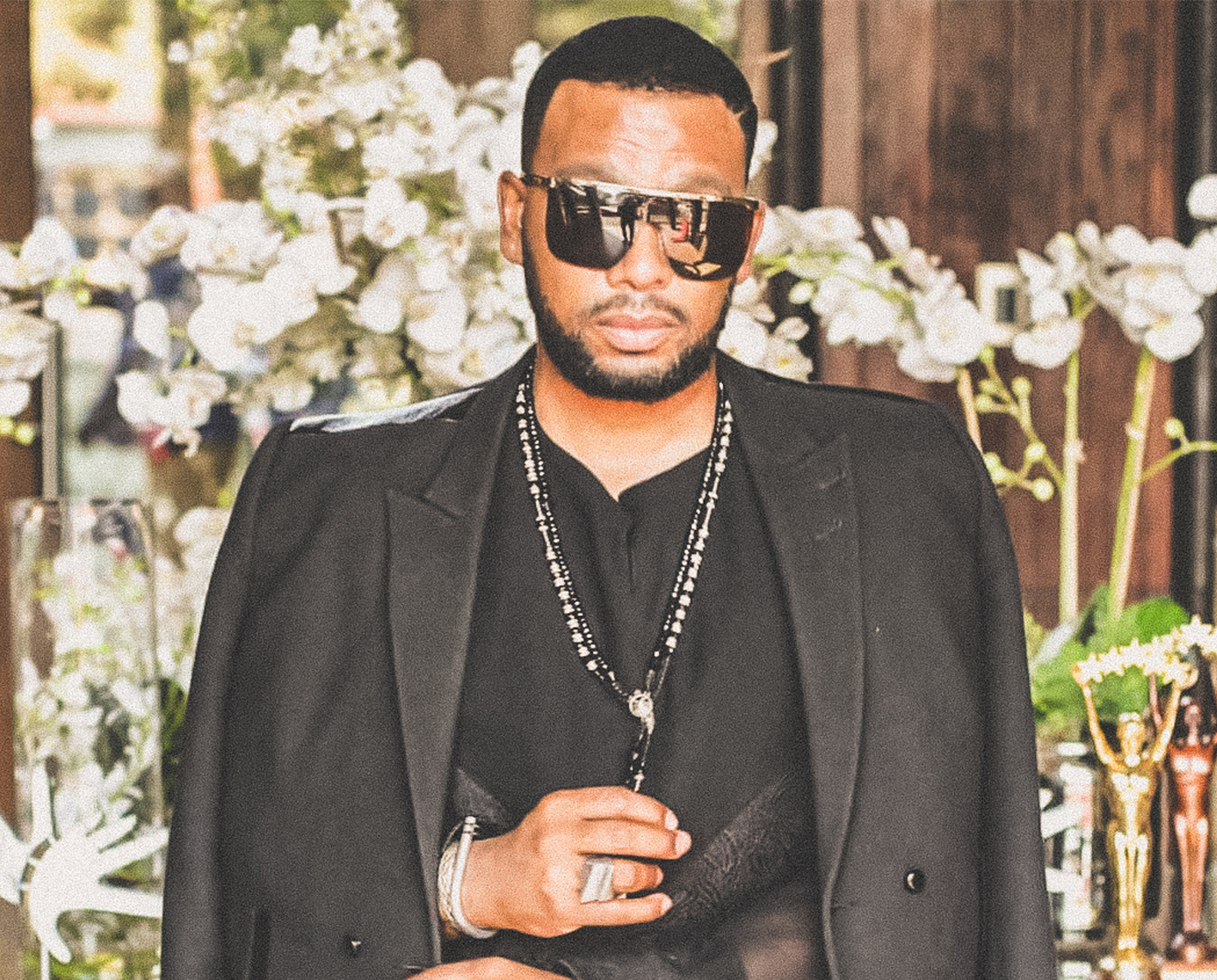 Celebrating Summer With David Tlale photo