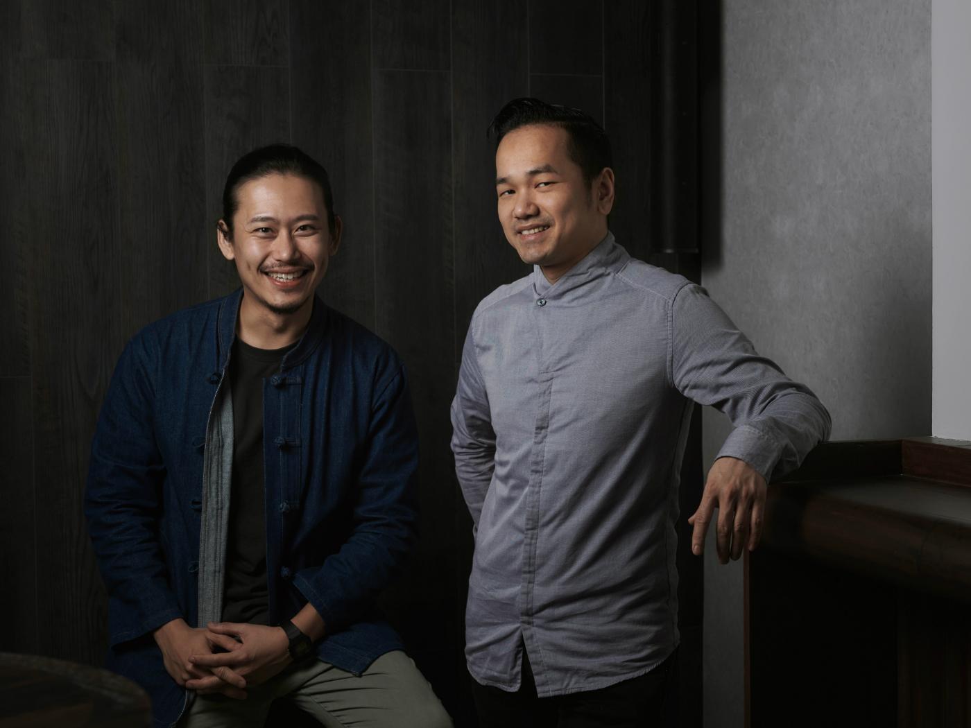 Antonio Lai And Angus Zou Will Open Draft Land Hong Kong Next Month photo