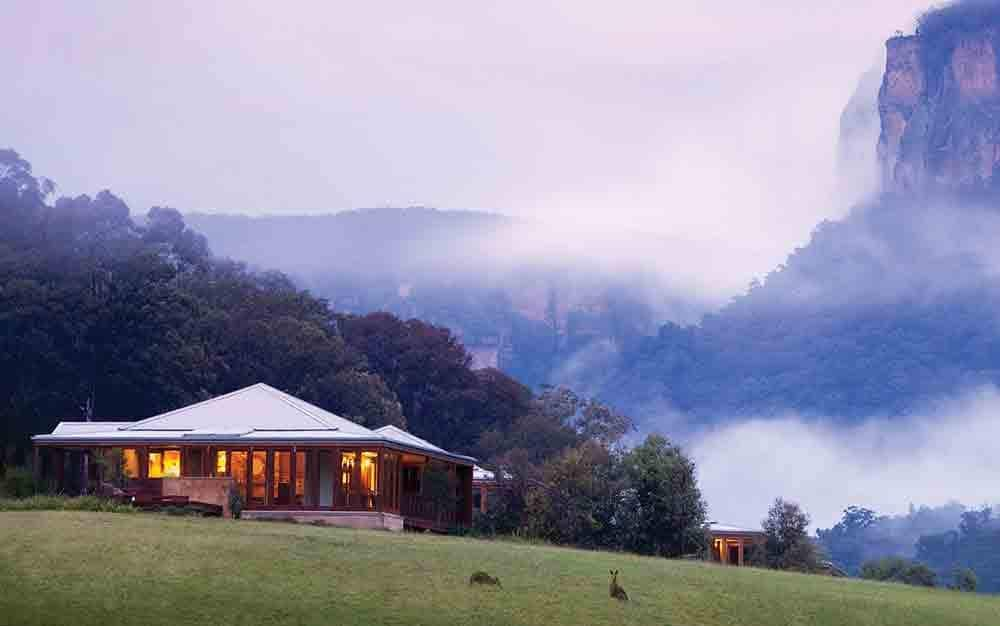 The Most Luxurious Ways To See Australia photo