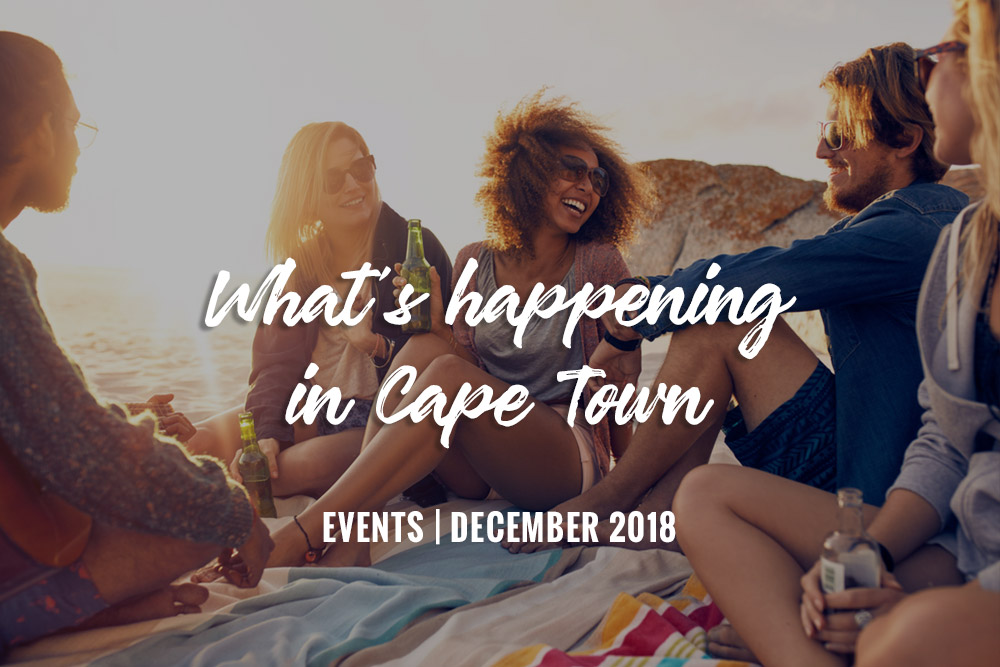 Events In Cape Town In December photo