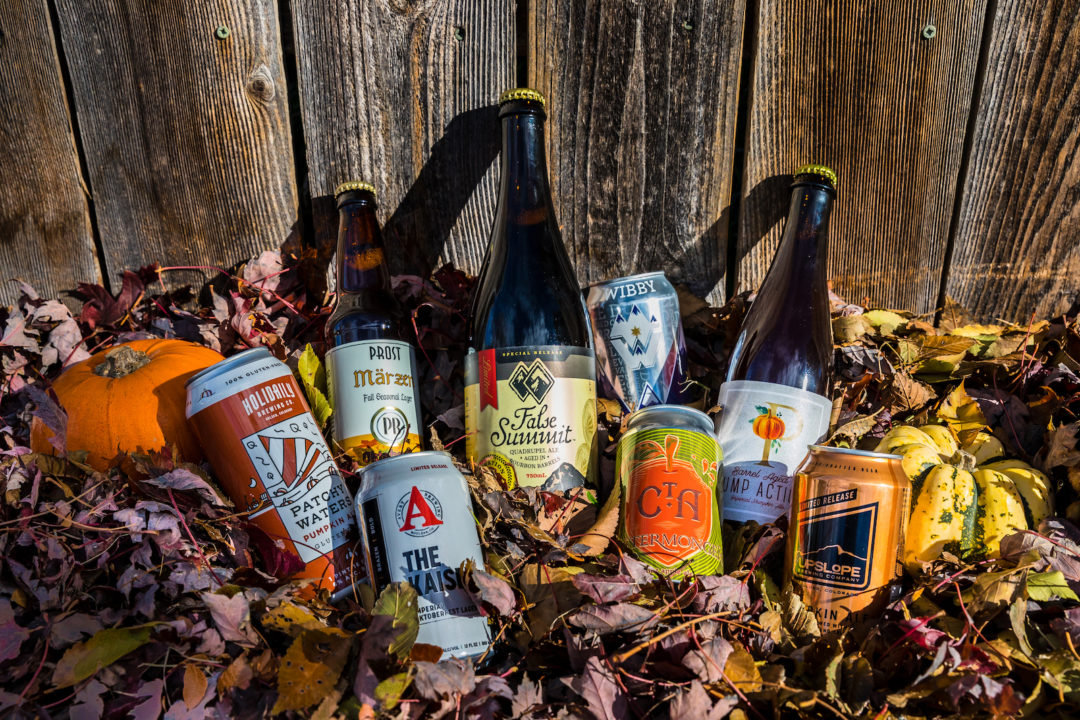 8 Scrumptious Seasonal Local Beers To Drink Right Now photo