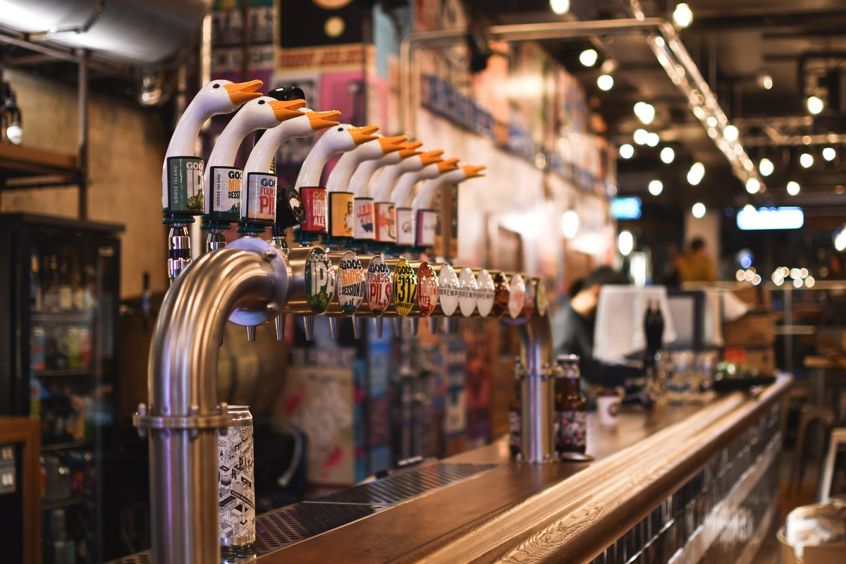 Goose Island Brewpub To Open In London This Month ? Beer Today photo