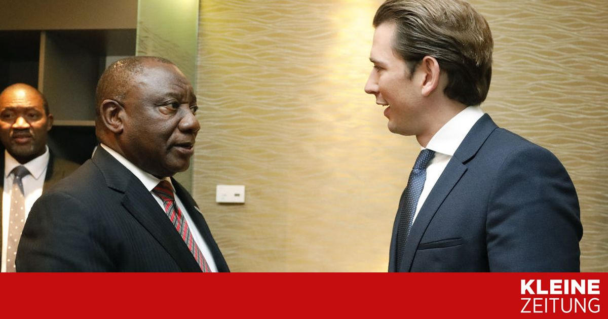 500 Millionen: Austro-exporte In Südafrika Steigen An photo