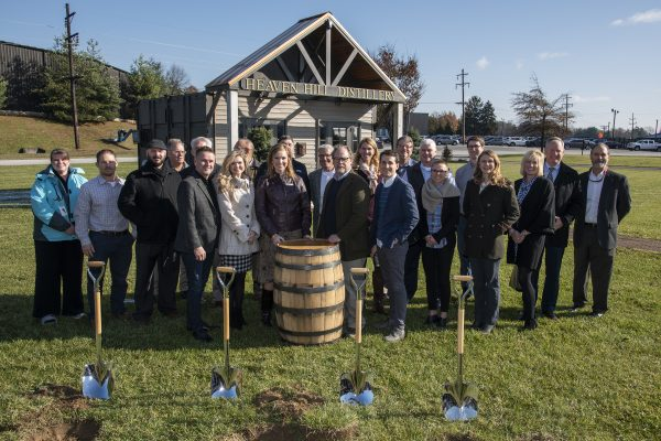 Heaven Hill And Edinburgh Gin Are Building Big photo