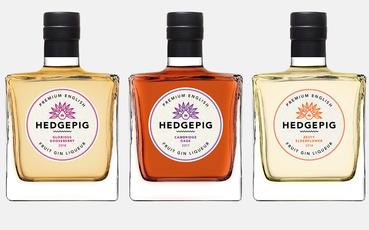 Pinkster Adds New Flavours To Its Hedgepig Gin Liqueur Range photo