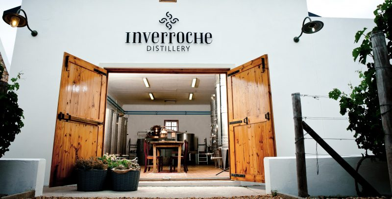 Inverroche 5 Most Beautiful South African Distilleries
