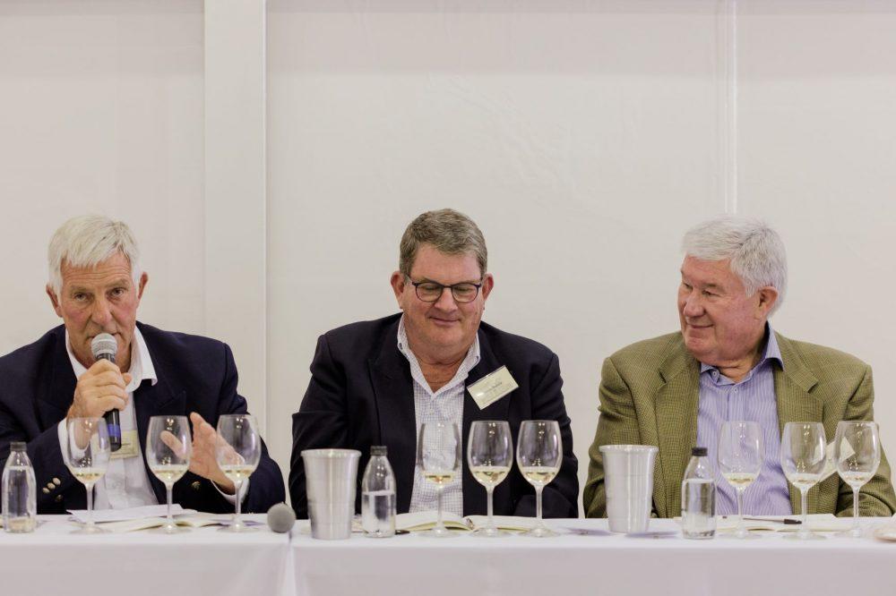 Jan Boland Coetzee Simon Barlow and Danie de Wet A e1542728175364 De Wetshof Celebrates The Chardonnay Icons Of South Africa