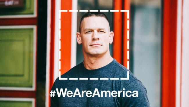 John Cena Talks About The Importance Of Diversity In America photo