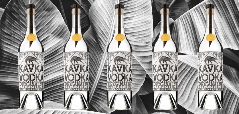 Kavka Aims To Bring Character Back To Vodka photo