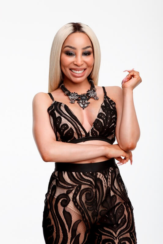 10 Things We Learned About Khanyi Mbau On Tropika Smoooth Fan photo