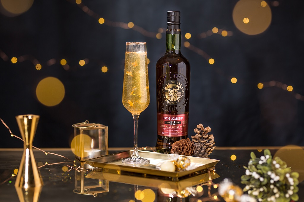 Enjoy A Fantastic Festive Fizz With A Whisky photo