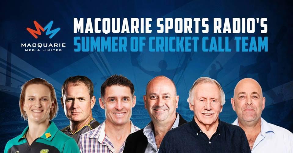 A Live Sporting Smorgasbord This November On Macquarie Sports Radio photo