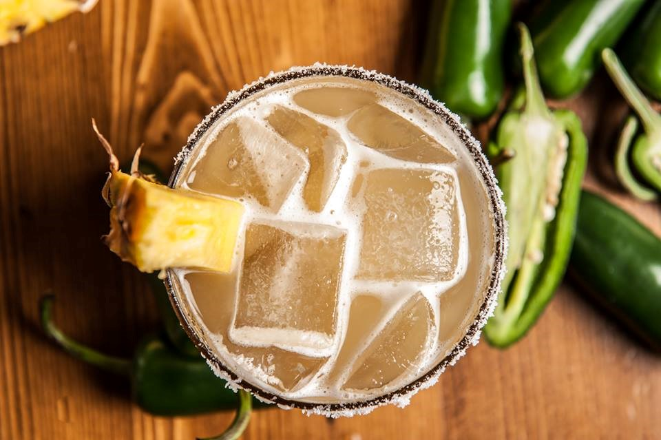 12 Of Charlotte's Best Margaritas—whether You Like Them Salty, Spicy Or Sweet photo