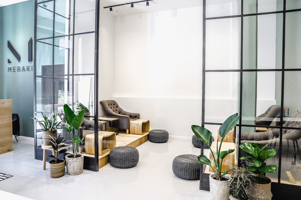 Green Is The New Black: Meraki Aesthetics Launches In Cape Town photo