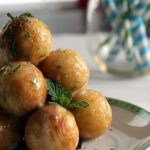 Moscow Mule Doughnut Holes photo