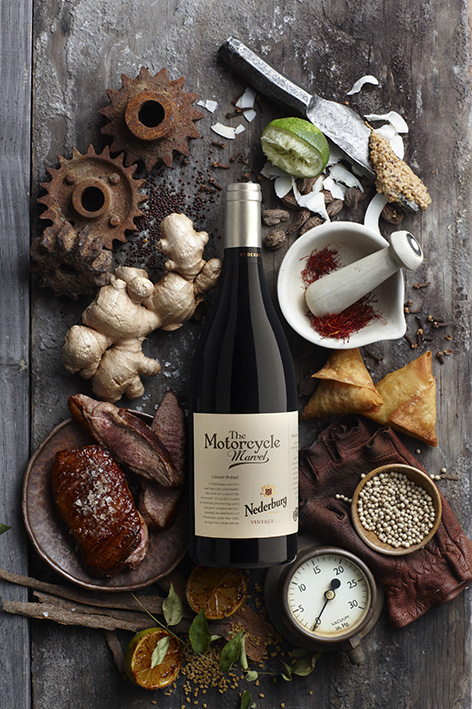 "Nederburg Rhône-style blend achieves ""Best Wine From South Africa"" trophy in Hong Kong photo"