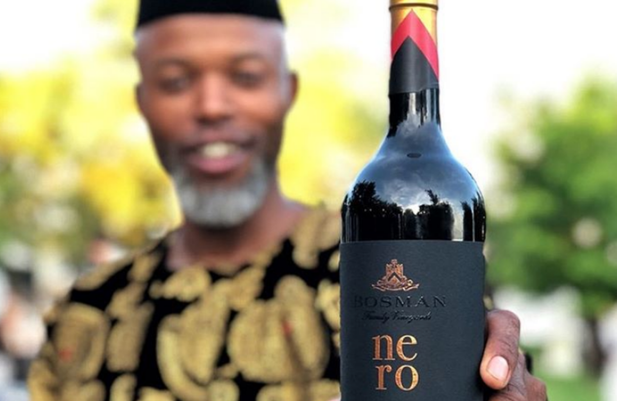 Thapelo Mokoena On Launching A Wine With A True African Identify photo
