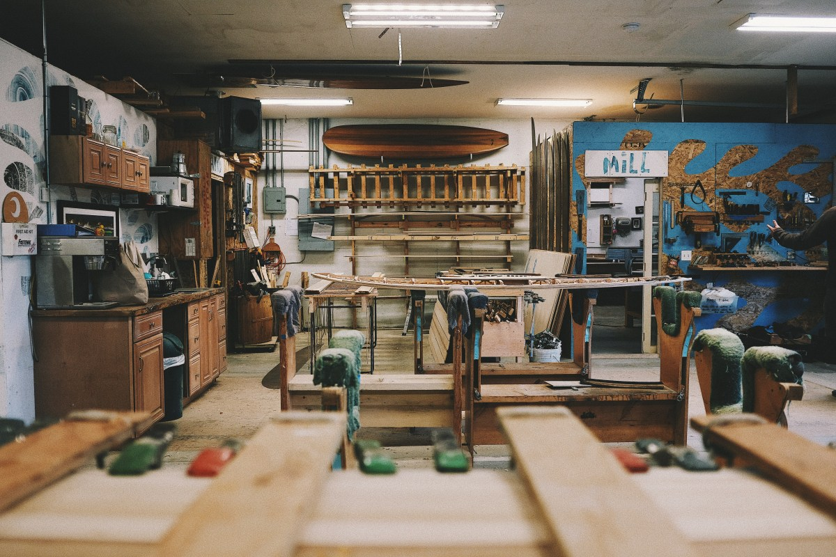 Studio Tour: Grain Surfboards Partners With Glenmorangie Single Malt Scotch Whisky photo