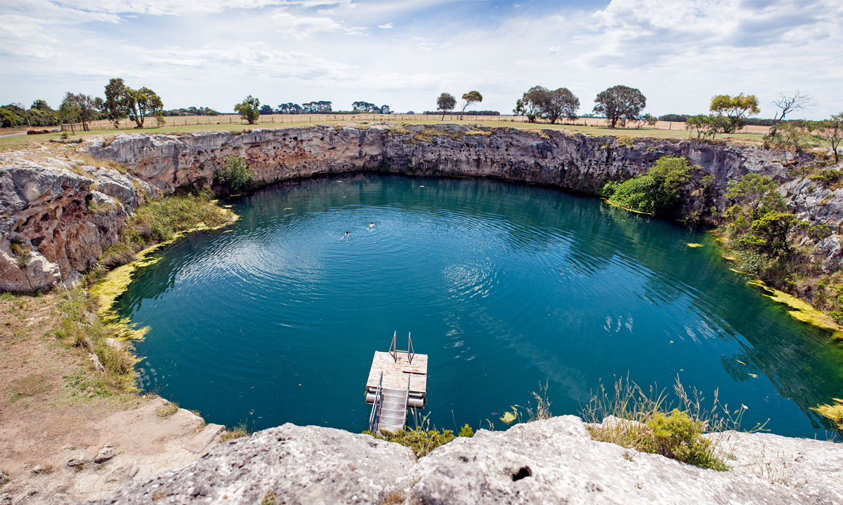 Australian Swimming Spots You'll Long To Dive Into photo