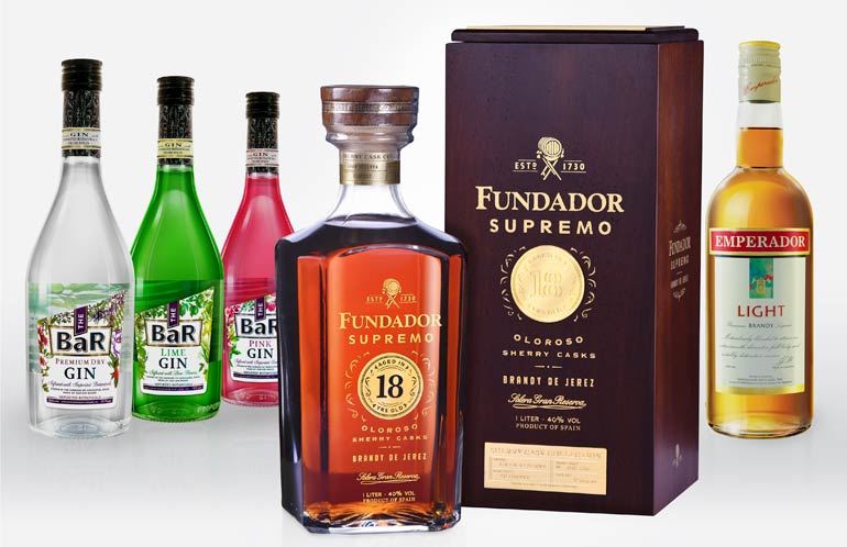 Emperador 9-month Earnings Up 18% photo