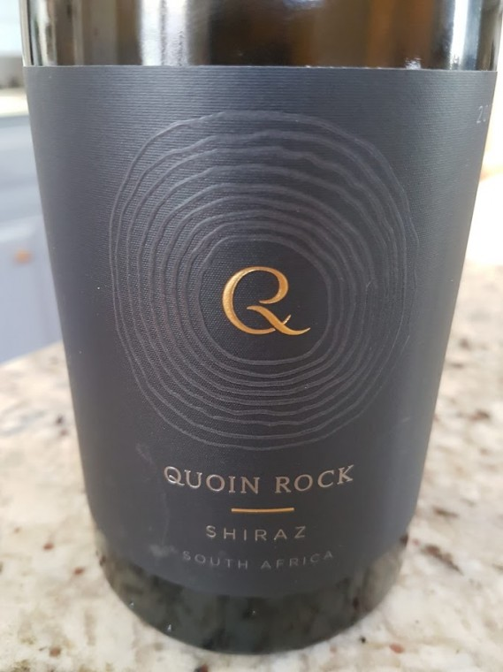 Quoin Rock Shiraz 2015 photo