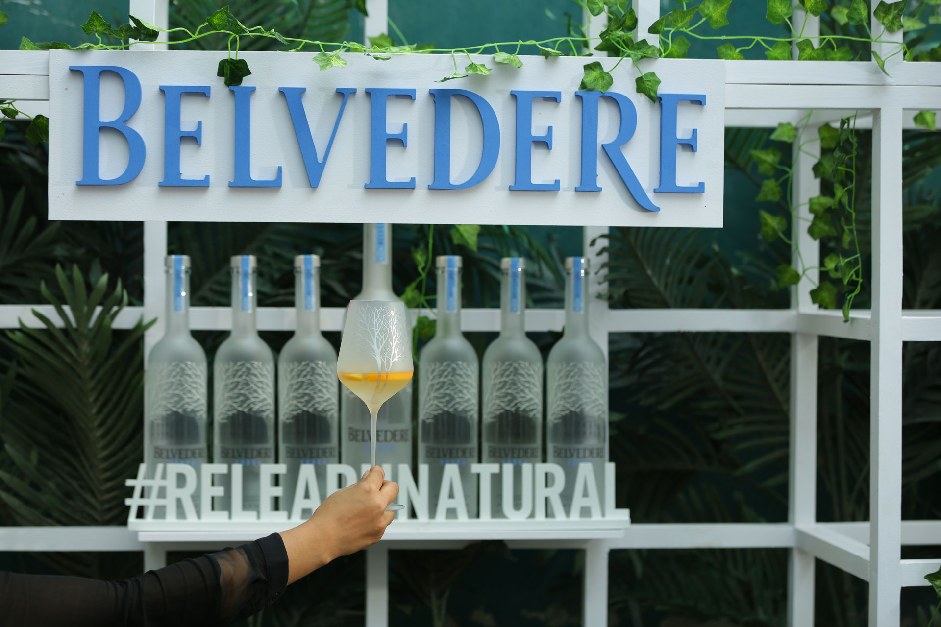 Find Out Everything That Happened At The Snappiest Bartending Competition, Belvedere Relearn Natural 2018 photo