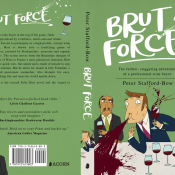 Extract: Brut Force By Peter Stafford-bow photo