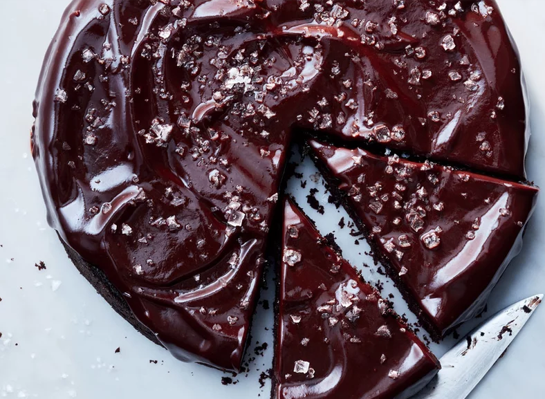 Red Wine Chocolate Cake photo