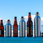 This invention keeps bottled beer cold and scored a million-dollar deal on Shark Tank photo