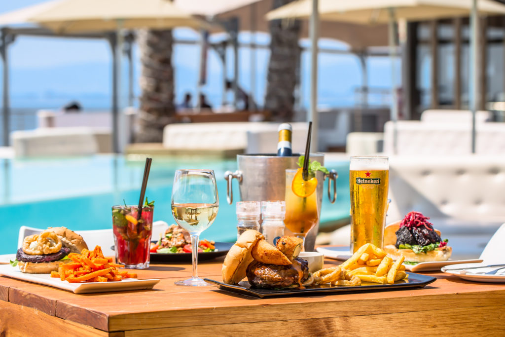 Eat At The Beach! Shimmy Beach Club Launches Their New Summer Menu photo