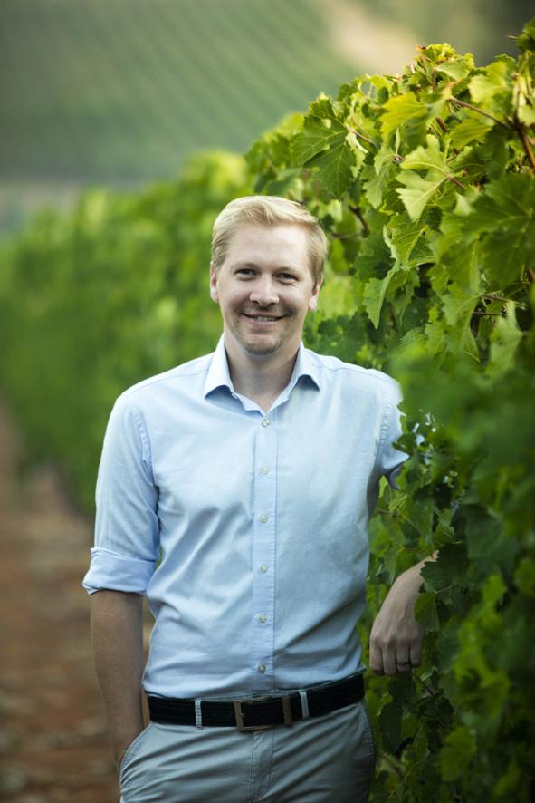 TOKARA winemaker Stuart Botha LR New TOKARA winemaker has his sights on Sauvignon Blanc