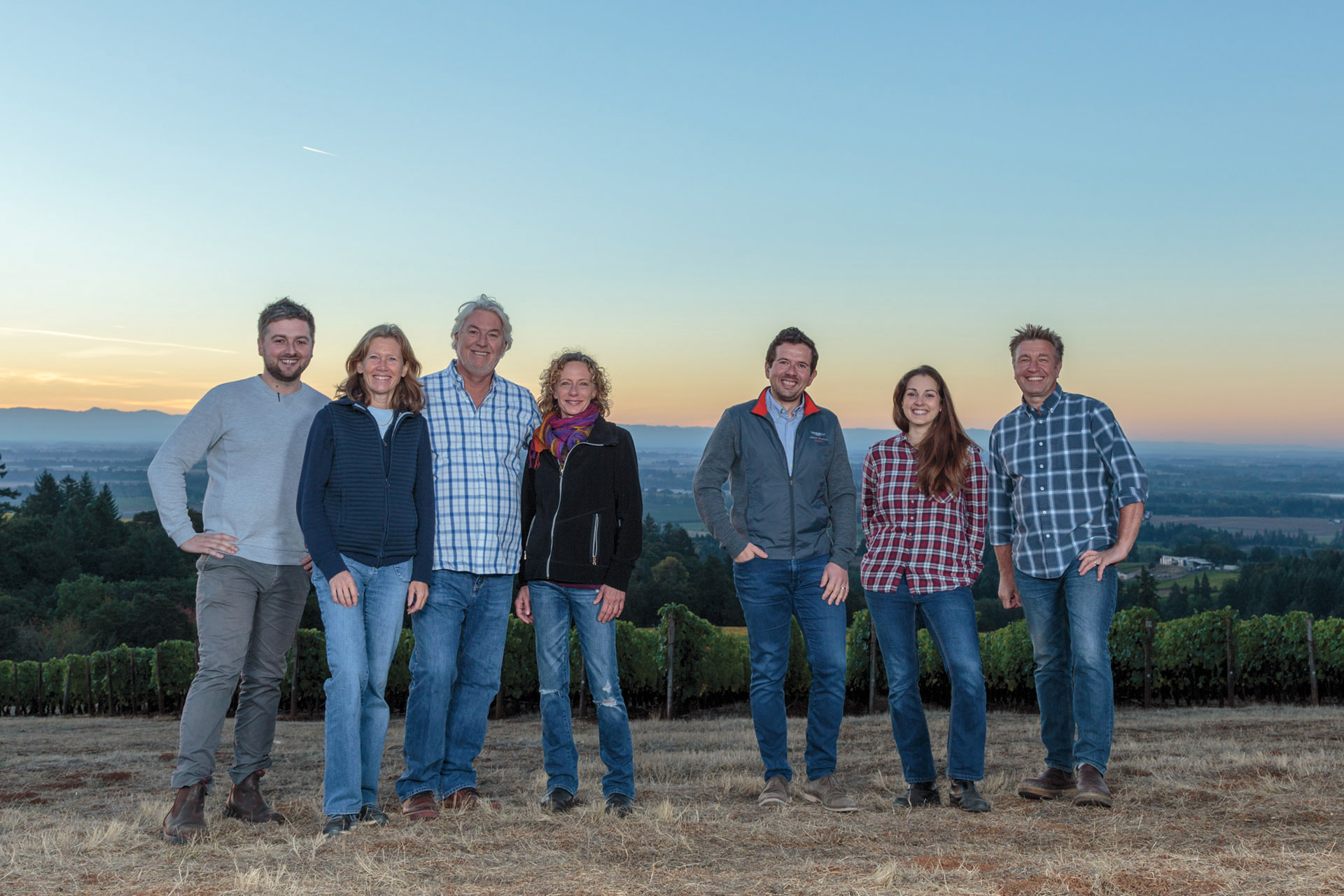 Meet Oregon's French Winemakers photo